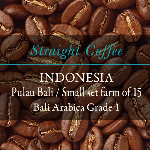 〈インドネシア〉バリ アラビカ グレード1