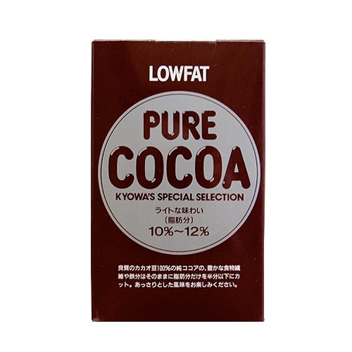【ココア】 ローファット ピュア ココア (脂肪分10~12%) 【粉150g】