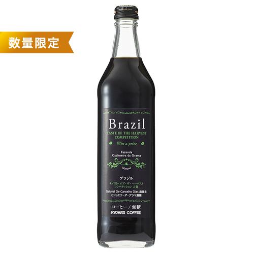 【夏季・数量限定】〈ブラジル〉カショエラ・ダ・グラマ農園(無糖/600ml)