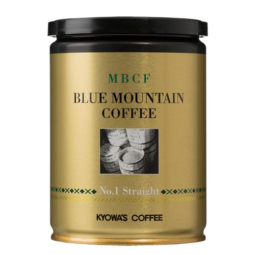 【レギュラーコーヒー】 MBCF ブルーマウンテンNo.1 ストレート 【粉150g】