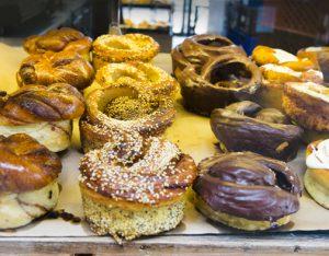 コーヒーとパンを組み合わせるのがデンマーク式